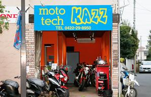 moto tech KAZZ